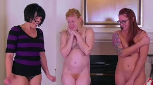 Strip I'll Show You Mine with Amber, Julie, and Sassy (HD)
