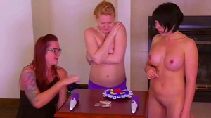 Strip Torange with Sassy, Julie, and Amber (HD)