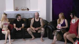 Strip Screw Your Neighbor with Sammy, Vince, Botis, Julie, and Mika (HD)