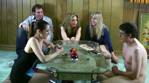 Strip Noname with Addie and Simon (HD)