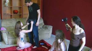 Stripscotch with Zayda, Amber Heavens, and Candi (HD)